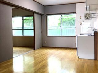 昭和町に駐車場付き!園折バス停から徒歩1分の3DKマンションのご紹介です!