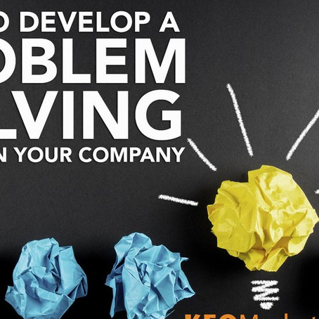 Willing to develop problem thinking culture in your team ??