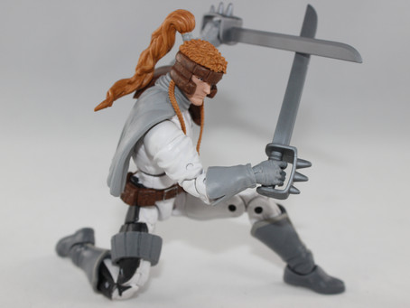 Marvel Legends Warlock BAF: Shatterstar