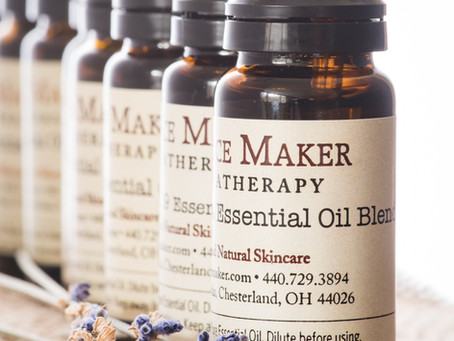 Our Essential Oil Blends