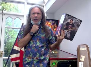 Bruce Dickinson conferma che gli Iron Maiden sono stati in studio!
