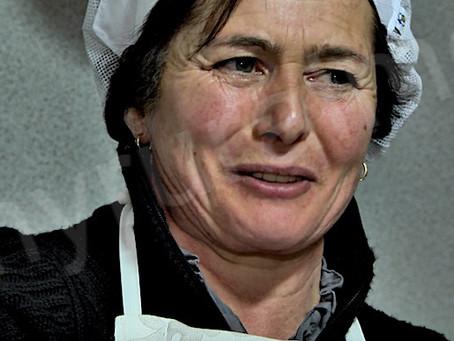 (Ita-Eng) Il pecorino delle donne / Women's pecorino cheese