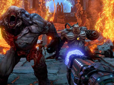 DOOM Eternal: Battle Modus als Ersatz für schwachen Multiplayer