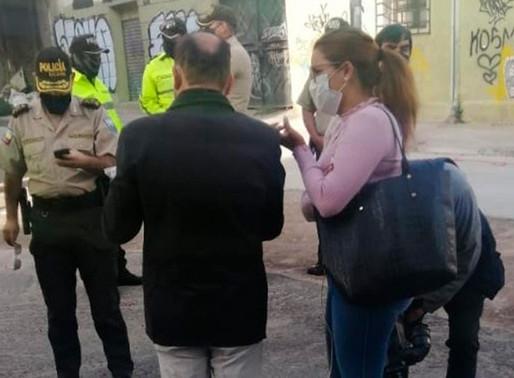 Uno de los delincuentes que asaltó a periodista de TC fue capturado