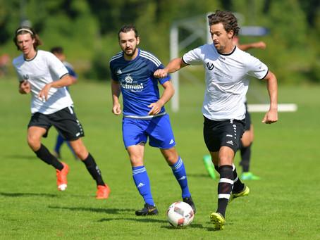 SV Wettelsheim - VfB II am Samstag um 16.00 Uhr