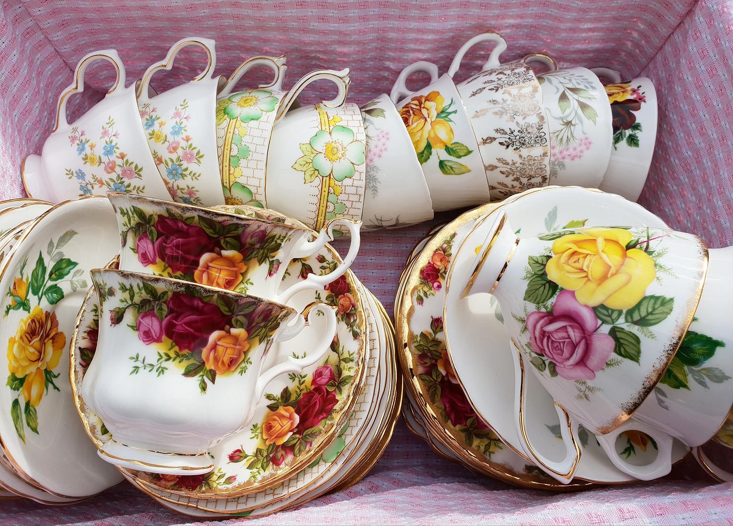 Afternoon Tea in Berkshire