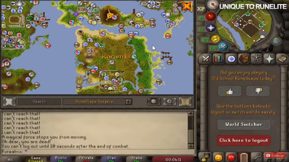 RuneLite Features (OSRS 3rd Party Client)