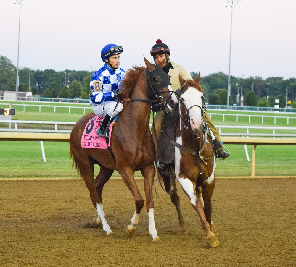 Sally's Curlin 2019 Indiana Oaks