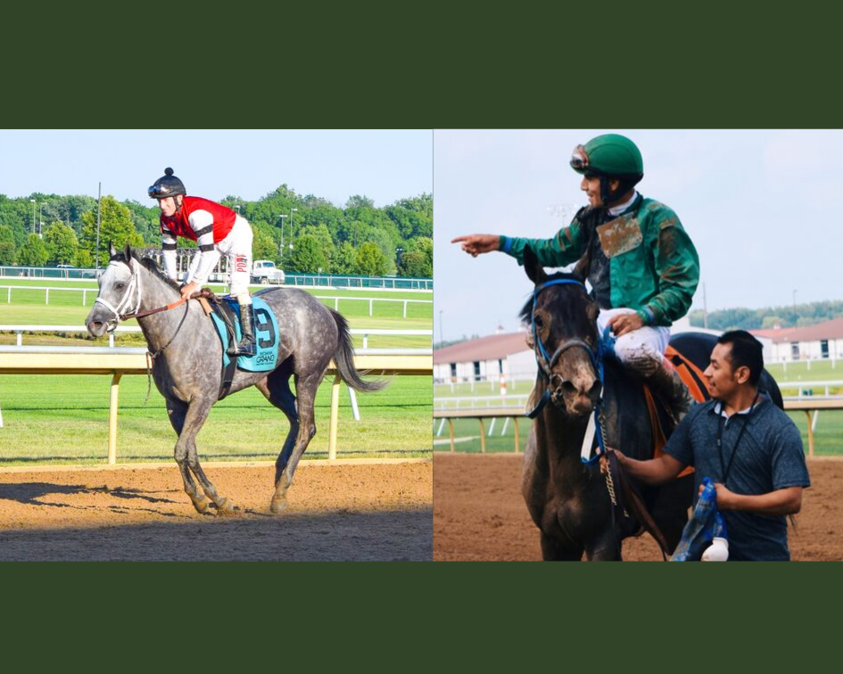 Unbridled Class and Expect Indy, Indiana Grand Richmond Stakes, Merrillville Stakes, Shelby County Stakes