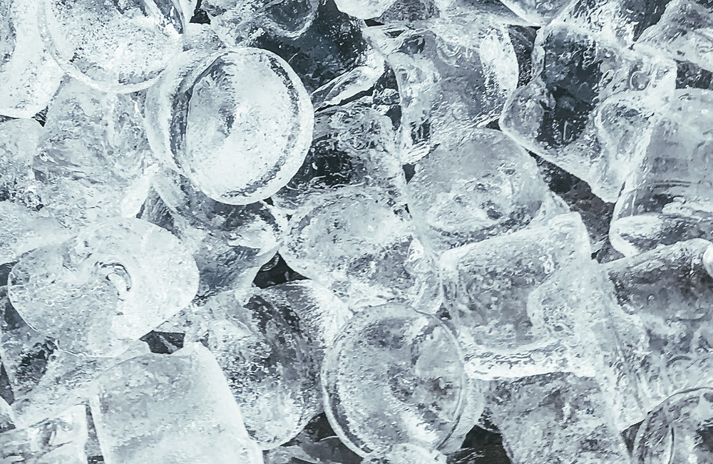 Image of ice cubes