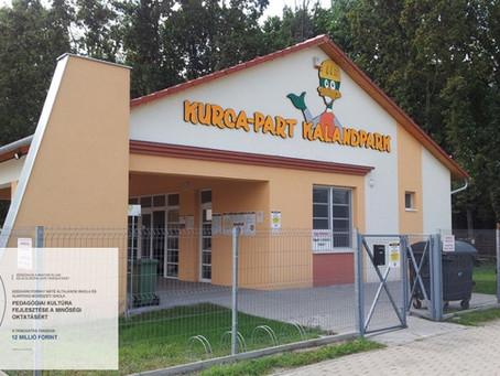 Kurca-part Kalandpark (2015.)