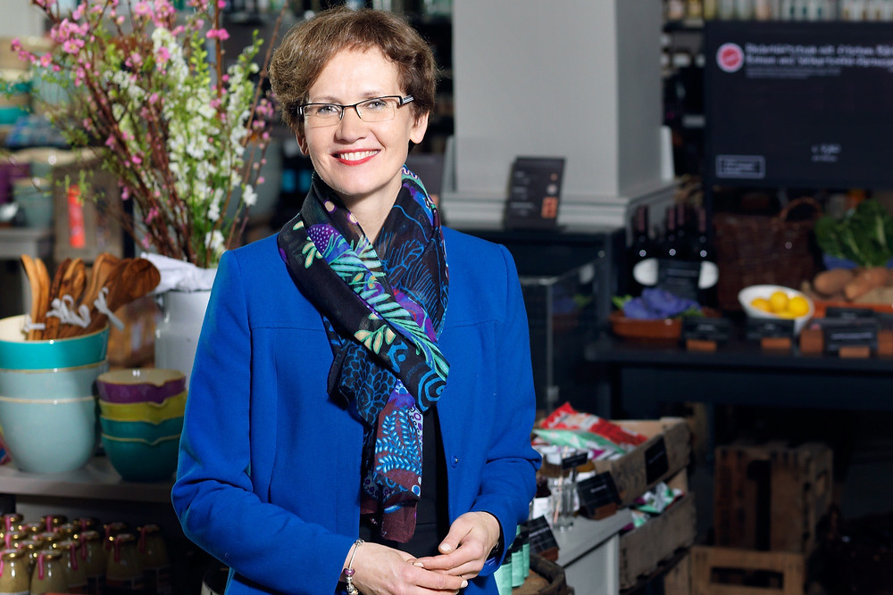Dr. Margareta Büning-Fesel - Leiterin des Bundeszentrums für Ernährung (BZfE)
