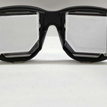 Facebook designs ultra-thin VR eyeglasses