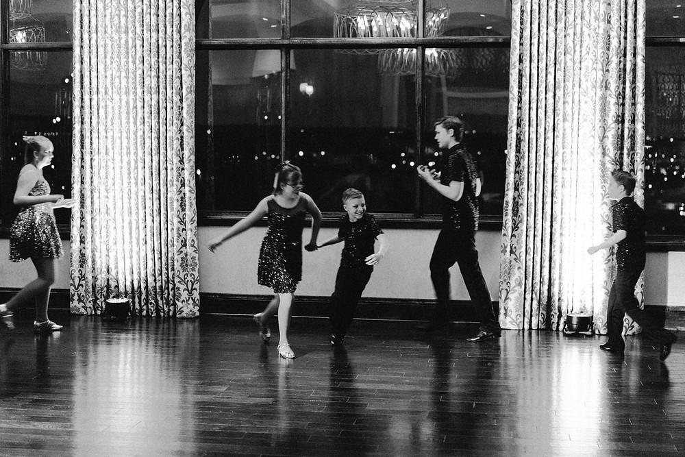 Kids showcase performance