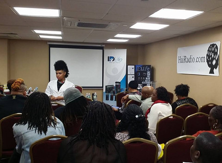 Education is Key at LIVE Hair Events