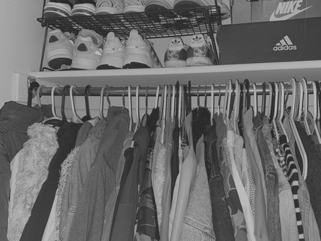 Revamp and Recycle your Closet