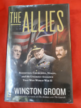 "A Librarian's perspective on Chapters 6-10 of ""The Allies"" by Winston Groom"