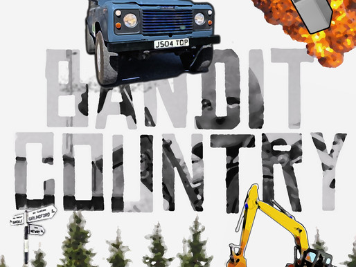 Bandit Country short film review