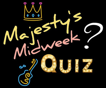 Majesty's Midweek Quiz, A Weekly Queen Quiz hosted by Majesty - A Tribute To Queen