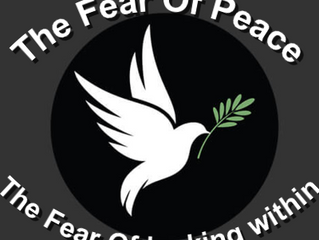Spiritual discussion the fear of peace