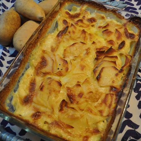 Gigi's Kartoffelgratin