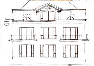 Proposed Borovoye Facade