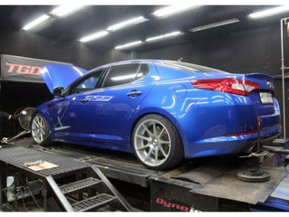 Kia Optima 2.0T Turbo Upgrade - 407WHP