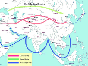 The Road of Silk and Spice