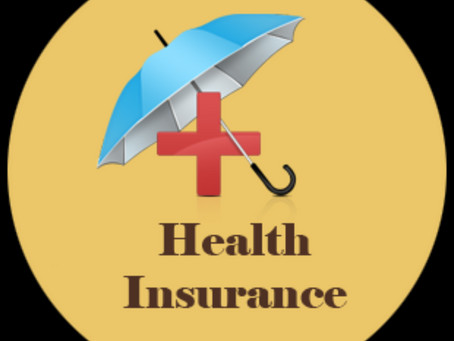 Why Health Insurance is required even if you have coverage from your office.