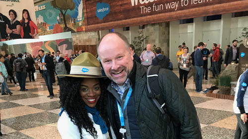 Dreaming Big and Looking to Change the Insurance World with Salesforce
