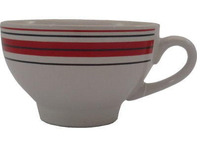 Picture of a traditional Breton cider cup, which looks a lot like a teacup