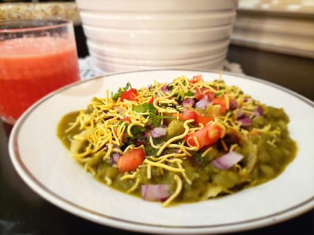 Easy Masala Puri   Bengaluru Style Masala Puri   Indian Snack