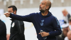 Pep happy with the competition in his Man City side.
