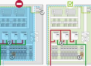 Kontrol Paneli Teknik Tasarım Kılavuzu (EMC Koruma ve Panel Kablolama İpuçları)
