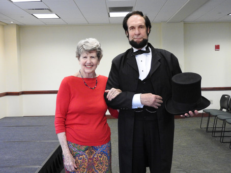 Boca Raton Meets Abraham Lincoln