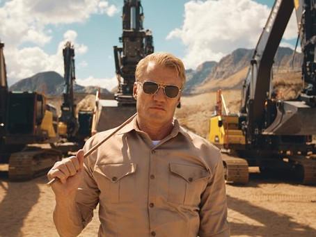 "Volvo Excavators ""Pump it Up"" Boot-Camp Style"