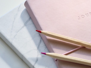 How I Use Pretty Paper Notebooks for Spiritual Law of Attraction Scripting
