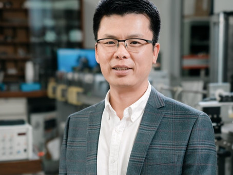 Prof. Huang Mingxin awarded RMB$11.07M funding from NKPs