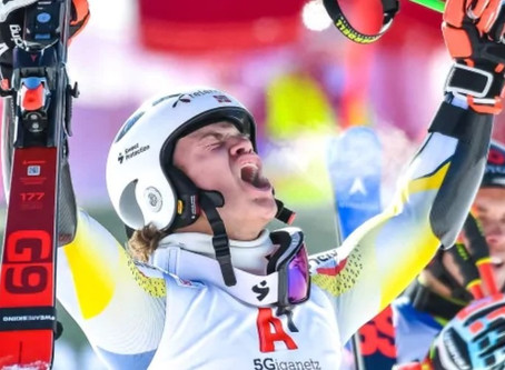 Lucas Braathen Takes First World Cup Victory in Sölden