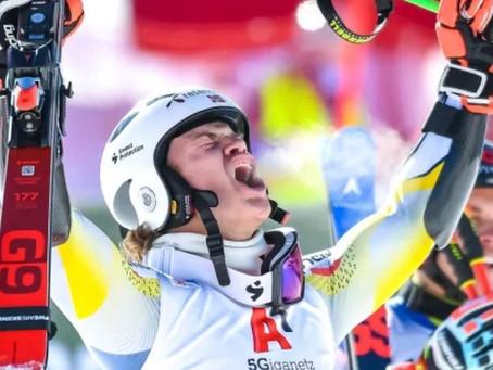 Lucas Braathen Takes First World Cup Victory in Sölden