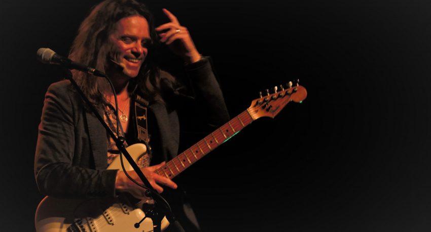 Frank Blueka doet nog éénmaal Tom Waits meets Neil Young
