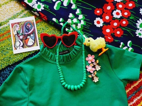 When More is More: Why we can't get Enough of Maximalist Fashion