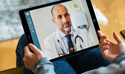 Virtual is a Big Reality in Healthcare Today