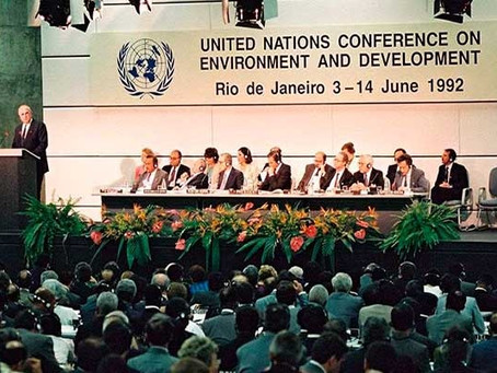 """#ThrowbackThursday: The 1992 """"Rio Earth Summit"""""""