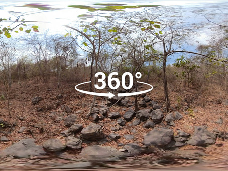 Tour Virtual Lago de Capeira