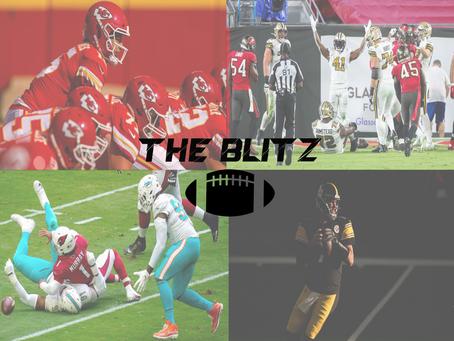 The Blitz, Capítulo IX; La AFC domina a la NFC