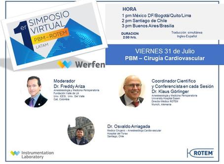 1st Virtual Symposium PBM-ROTEM LATAM - Third Session