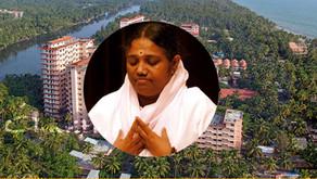 Satsang, Meditation und Bhajans mit Amma Jeden zweiten Samstag Live aus Amritapuri, Indien