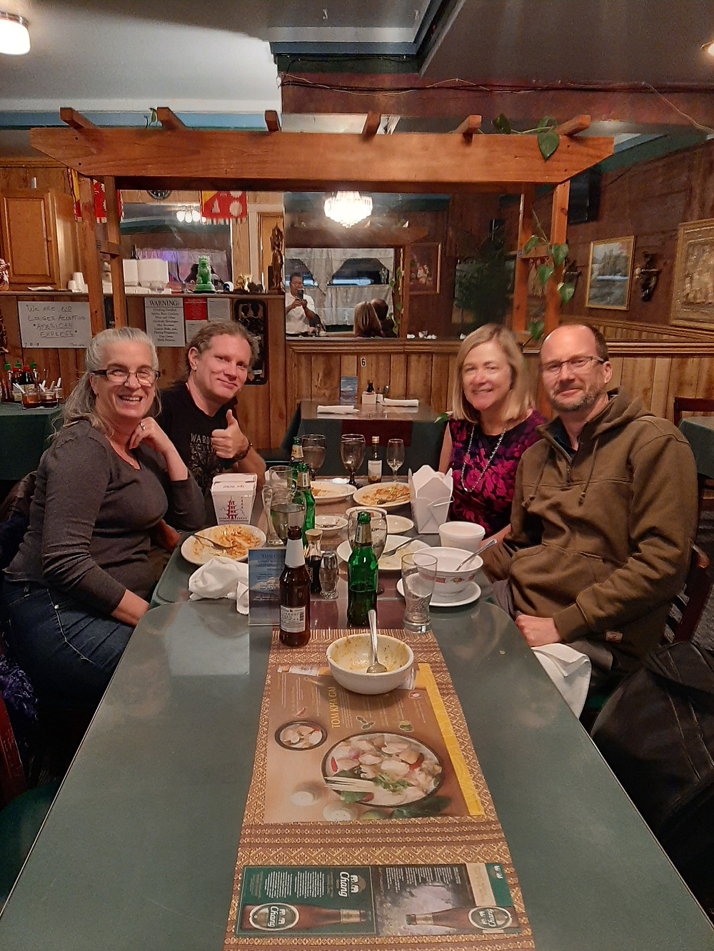 Overland Bound Spiritual Travelings Overlanding Group Monthly Meet Up.