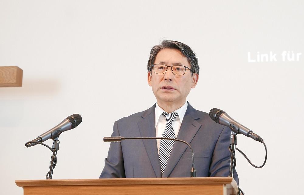 Pastor Na | 나승필 목사